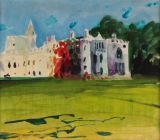 Study for Strawberry Hill